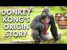 Happy Birthday Donkey Kong - Here's 5 Facts You Didn't Know About the Great Ape - http://iamverysmart.com/2015/07/09/happy-birthday-donkey-kong-heres-5-facts-you-didnt-know-about-the-great-ape/