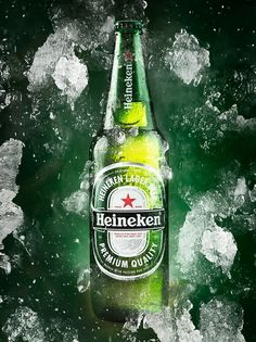 Heineken Beer - Hope Heineken see this and like it, and buy my picture lol.
