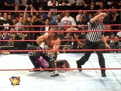 """15 years ago this Friday on November 9, 1997 in the main event of the Survivor Series at the Molson Center in the Canadian province of Quebec, World Wrestling Federation owner Vince McMahon backstabbed defending champion Bret """"The Hitman"""" Hart to ensure that """"The Heartbreak Kid"""" Shawn Michaels would win the belt in a notorious match dubbed """"The Montreal Screwjob.""""     Roughly a week prior to the authentic incident, a then 40-year-old Hart, a five-time WWF titlist who was born and raised"""