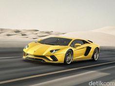 Makin Ganas, Begini Wujud Lamborghini Aventador S. Mobil ini disebut LP 740-4. Artinya, Lamborghini Aventador S memiliki mesin V12 naturally aspirated 6.500 cc dengan tenaga 40 daya kuda lebih besar. Totalnya, mobil ini mampu menyemburkan tenaga hingga 740 daya kuda. Tenaga itu disalurkan ke as roda depan dan belakang melalui girboks ISR tujuh percepatan. Torsinya masih tetap yaitu 690 Nm yang bisa dirasakan dari 5.500 rpm. Aventador S ini sudah four-wheel steering.