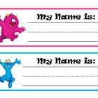 Here+are+adorable+nameplates+to+go+with+your+Furry+Friends+classroom+theme!+Included+are+four+different+nameplates+that+can+be+printed+and+laminate...