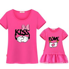 Check current price Matching mother daughter clothes dresses family matching clothes summer short-sleeve father son matching clothes cotton T-shirt just only $30.00 with free shipping worldwide  #boysclothing Plese click on picture to see our special price for you