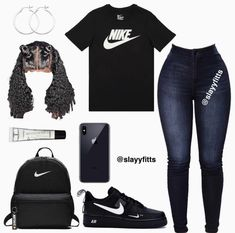 Outfits With Vans – Lady Dress Designs Swag Outfits For Girls, Boujee Outfits, Cute Swag Outfits, Teenage Girl Outfits, Cute Comfy Outfits, Cute Outfits For School, Teen Fashion Outfits, Grunge Outfits, Stylish Outfits