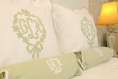 Leontine Linens - for our room one day :)