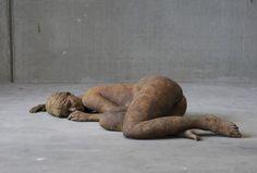 Lotta Blokker, Silhouette II, brons, 2012, hoogte 40 cm