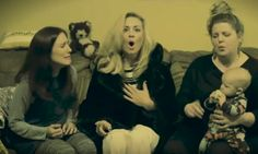 Adele's 'Hello' Gets Rewritten For Stressed-Out Moms Everywhere