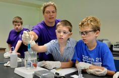 Science for Kinders Camp Palo Alto, California  #Kids #Events