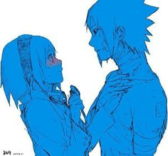 Image shared by Find images and videos about naruto, sakura and sasuke on We Heart It - the app to get lost in what you love. Anime Naruto, Naruto Fan Art, Naruto Shippuden Anime, Naruto And Sasuke, Anime Manga, Kakashi, Hinata, Boruto, Narusaku