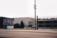 Showcase Cinema  Bardstown Rd.-  Louisville, Kentucky, demolished
