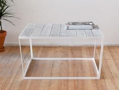 white wash over steel - Google Search