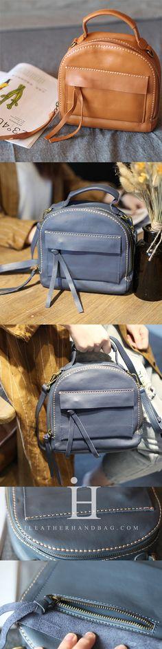 1ad11995bbc Handmade Leather Satchel Bag Handbag Shoulder Crossbody Bag Purse Clutch  For Women Schoudertas, Lederen Tassen