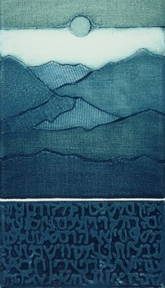 Mountains Bring Peace by Sandra Bowden