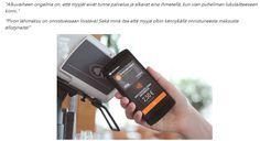 Maksamisen ja puhelimen käytön uudet tuulet: lähemmäs - vaiko kuitenkin kauemmas?