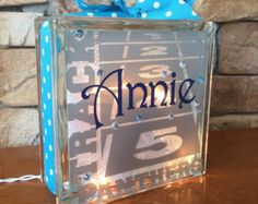 Runner GemLight Personalized Gifts for Runners Home Decor