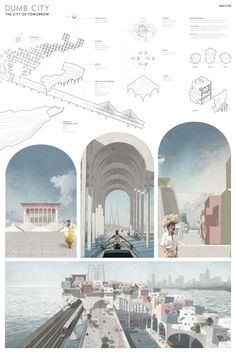 Design portfolio guidelines for Architecture and Landscape Baroque Architecture, Collage Architecture, Architecture Presentation Board, Presentation Layout, Architecture Visualization, Architecture Graphics, Architecture Board, Education Architecture, Architecture Drawings