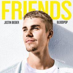 Justin Bieber lança música nova ' FRIENDS' com BloodPop