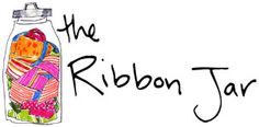 this website is awesome...you can order jars of ribbon in the same color family...and so much other good stuff!