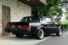 1987 BUICK GRAND NATIONAL GNX - 184006