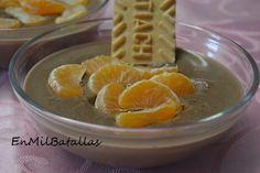 Crema de chocolate y mandarinas http://enmilbatallas.com/2014/03/04/crema-de-chocolate-y-mandarinas/