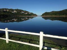 Sedgefield Lagoon, Western Cape, South Africa