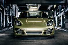 New 2013 Porsche Boxster