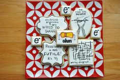 electrical cookies
