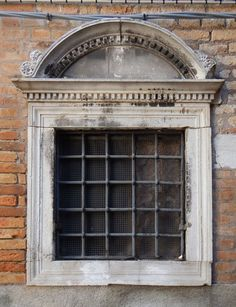 Texture - old window from venice 35 - Windows - luGher Texture Library Textured Walls, Textured Background, Old Wall, Old Windows, White Stone, Venice, The Good Place, Balconies, Image