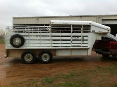 Ranchworldads Trailers >> 80 Best Ranch Trailers For Sale Images On Pinterest Trailers For