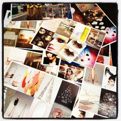 Moodboard for VERO MODA Autumn 2013 windows - can't wait!