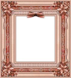 mediona.mediona — «Pink Flowers & Ribbon Frame...» на Яндекс.Фотках