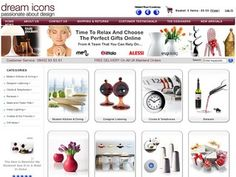 Dream Icons is a boutique store selling the best in modern and contemporary homewares from high quality brands such as Alessi, Louis Poulsen, Iittala, Eva Solo, Menu A/S and many more. All With The Very Best In Customer Service.
