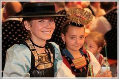 Austria, Art Populaire, Marie, Captain Hat, Folk, German, My Love, Google, Dress