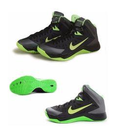 timeless design ae3c5 7c924 Men s Nike Zoom Hyperquickness Basketball Sneakers Size 14 Black New in Box   Nike  Skateboarding