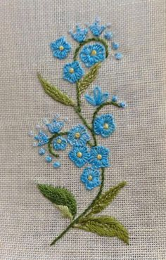 Embroidery Designs, Simple Embroidery, Embroidery Supplies, Learn Embroidery, Ribbon Embroidery, Embroidery Thread, Indian Embroidery, Embroidery Tattoo, Modern Embroidery