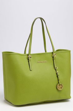 Michael Kors Medium Travel Tote Just love the color