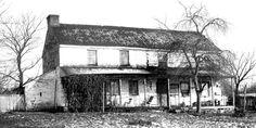 Spangler Farmhouse in Gettysburg, PA. #civilwar #gettysburg