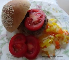 Marions Kitchen Stories: Lichtbruine ( hamburger- ) broodjes