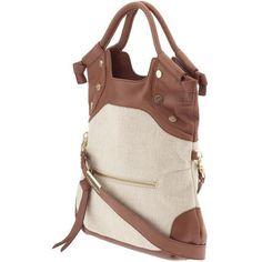 Foley + Corinna FC Lady City Tote Handbag ($241) found on Polyvore