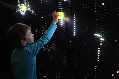 Curator Nick Pagee gives CAN a tour of the 2014 TIFF Kids Film Festival's digiPlaySpace—an interactive playground for kids.