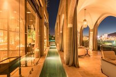 Hotel Sahrai - Fes, Morocco Created by French... | Luxury Accommodations