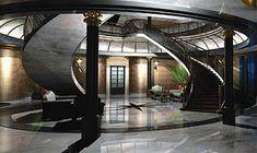 Eclipse Yacht Interior