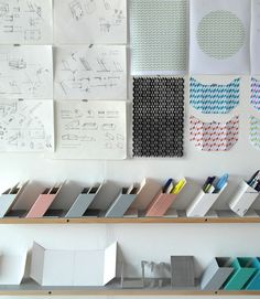 Holder Series by WV Design Studio http://visuelle.co.uk/