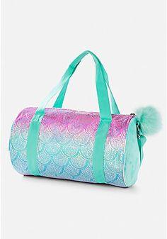 d36bac4746 Girls  Duffel Bags   Totes - Gymnastic   Sport Bags. Dance Bag DuffleJustice  ...