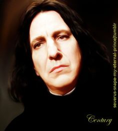 """severus-snape-my-eternal-prince: """"Look at this man. He lives, and HE is the HERO of the whole story. """""""