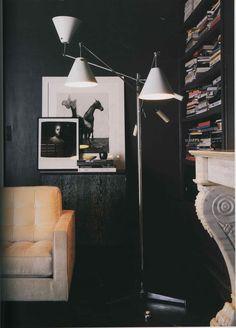 Tom Ford's apartment Paris 1998