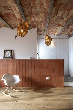 Ático en Gracia by Twobo Arquitectura