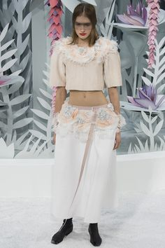 Chanel Spring 2015 Couture Runway – Vogue