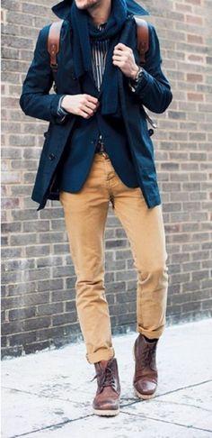 40 Dynamic Winter Fashion Ideas For Men