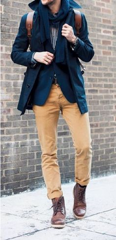 40 Dynamic Winter Fashion Ideas For Men