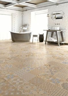 Tassel Crema Finish: Matt Thickness: Location: Floor Tiles Size: Mtr Need A  Quantity?
